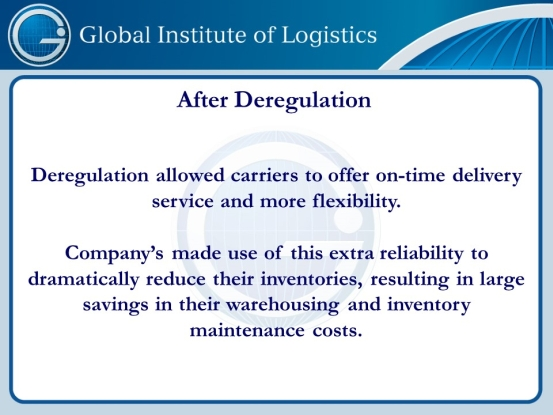 deregulation of aviation essay Airline deregulation is the process of removing government-imposed entry additional federal regulation of commercial aviation was imposed with the passage of the.