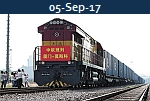 <b>RAIL TO RUSSIA<br>China's Freight Train Service to Moscow</b>