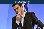 <b>ALEXIS TSIPRAS<br>Red Carpet For China at Greece's Largest Fair</b>