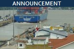 <b>PANAMA CANAL<br>Reduction In Charges by $15 Per TEU On Backhaul</b>