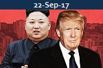 <b>DONALD TRUMP<br>Clamps Down on North Korea's Shipping, Ports</b>