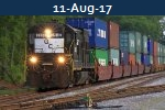 <b>GEORGIA UP 10% YOY<br>Busiest July Ever : 336,000 TEUs</b>