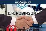 <b>C.H. ROBINSON<br>Buys Milgram, Canada For $50 million</b>