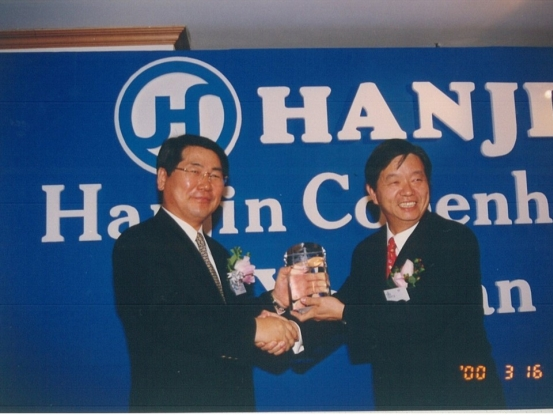 <b>Hanjin's inaugural call at Yantian</b>