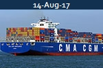 <b>RATES SOAR EU-ASIA<br>Xeneta Report $1,550 per 40ft in August</b>
