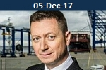 <b>CAMERON THORPE<br>Polish Port Welcomes Transshipment Boom</b>