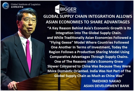 <B>TAKEHIKO NAKAO<BR>ON SUPPLY CHAIN</B>
