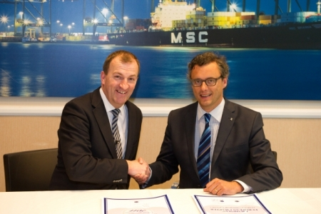Joachim Coens Formally Appointed