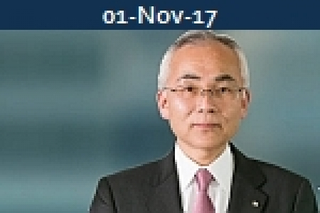 <b>TADAAKI NAITO<br>NYK To Become 100% Owner of Forwarder Yusen</b>