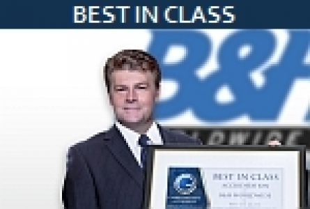 <b>STUART ALLEN<br>Best In Class Accreditation For B&H Worldwide</b>