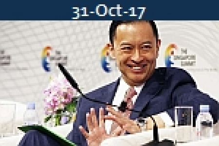 <b>THOMAS LEMBONG<br>Indonesia: I Believe the Retail World is in the Process of Turning Upside Down</b>