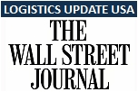 <b>WALL STREET JOURNAL<br>Today's Top Supply Chain and Logistics News</b>
